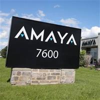 Стоимость акций Amaya достигла исторического минимума