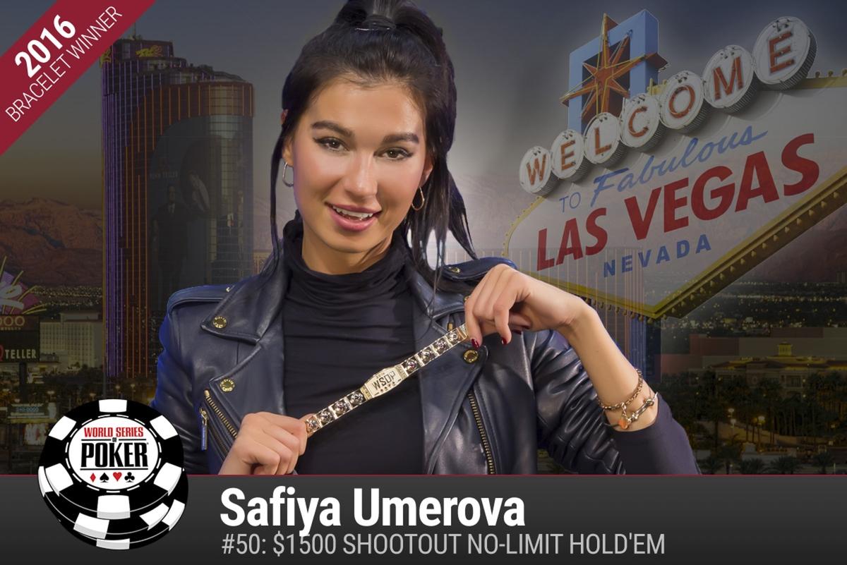 Россиянка выиграла браслет WSOP