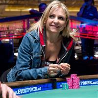 Дженнифер Харман мечтает войти в Зал славы покера