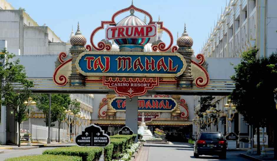 Трамп и казино веранда казино