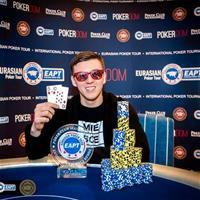 Анатолий Филатов стал чемпионом Главного События EAPT