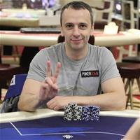 Михаил Сёмин в финале EAPT Russian Poker Championship