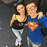 Видеоблог Анатолия Филатова в Голливуде