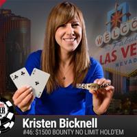 Первая женская победа на WSOP 2016