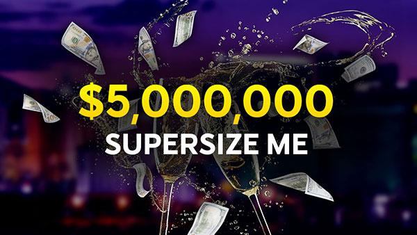 888poker Supersize ME