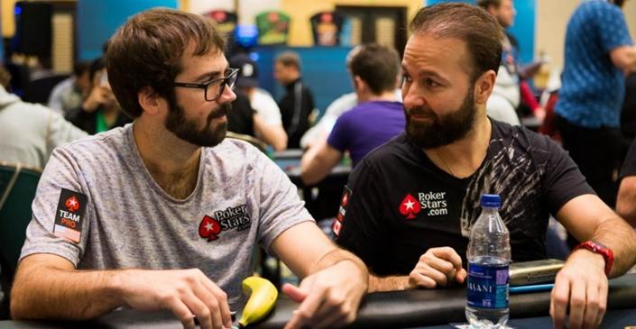 Даниэль Негреану и Джейсон Мерсье объявили о новых браслетных пари на WSOP
