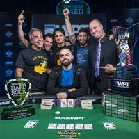 Тони Сиништай выиграл 661 000$ в Главном событии WPT SHRPS