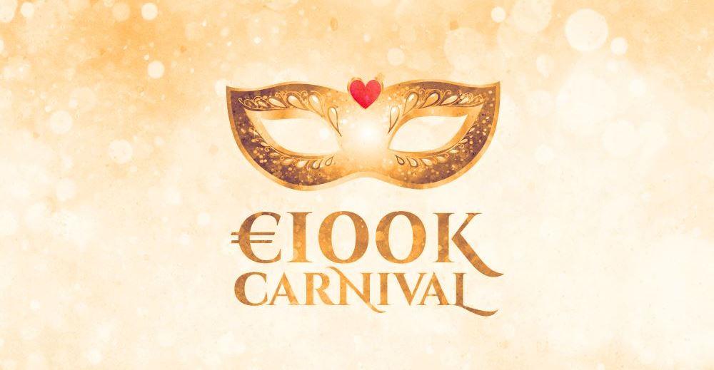 Акция €100.000 Carnival в сети iPoker