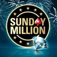 Sunday Million на Pokerstars в мае 2017