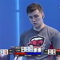 Русскоязычная команда продолжает лидировать в покерной лиге