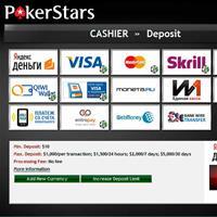 Игрок не может вывести деньги с PokerStars