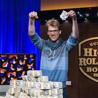 Кристоф Фогельсанг – чемпион турнира 300 000$ Super High Roller Bowl