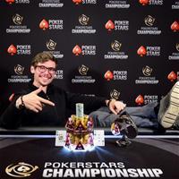 Фёдор Хольц выиграл первый турнир в 2017 году