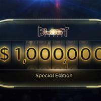 888poker: BLAST-турниры помогут стать миллионером