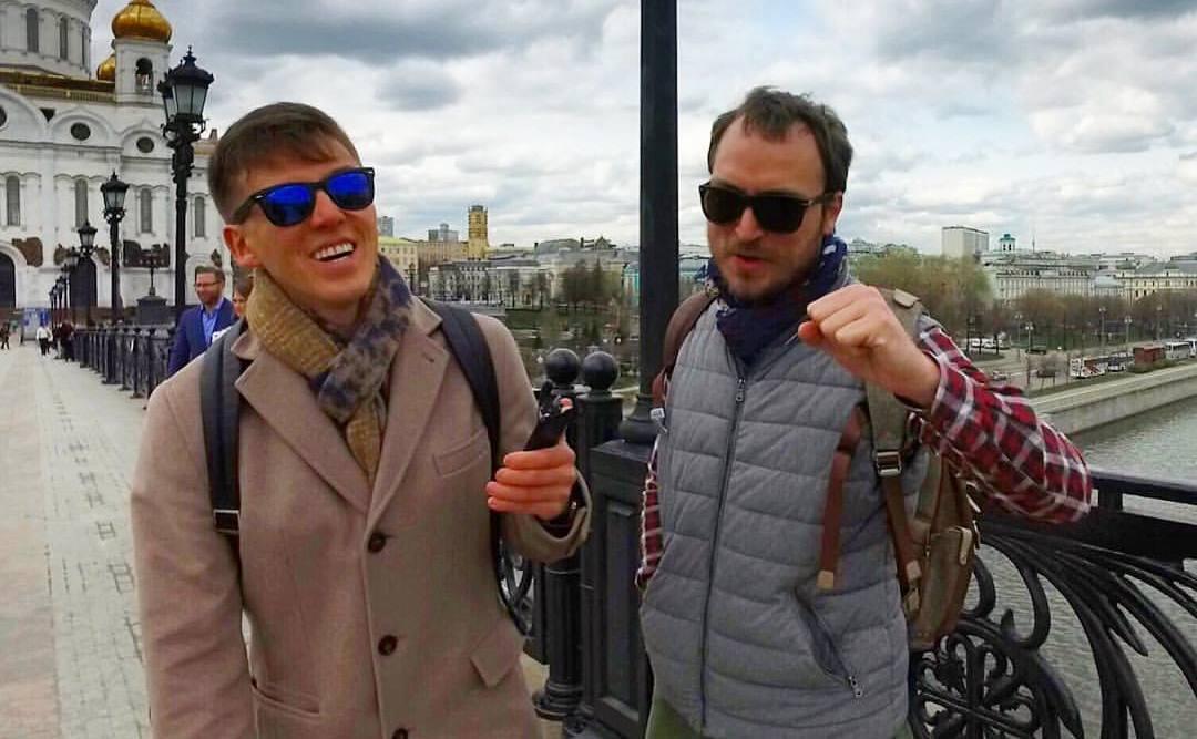 Анатолий Филатов и Сергей Лебедев