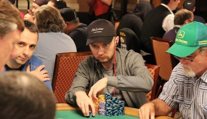 Дмитрий Чоп: «Я могу выиграть деньги, я не могу их удержать»