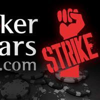 Единый страйк 1-7 января против PokerStars