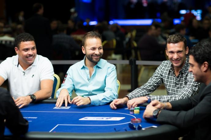Покерный софт добрался до живой игры