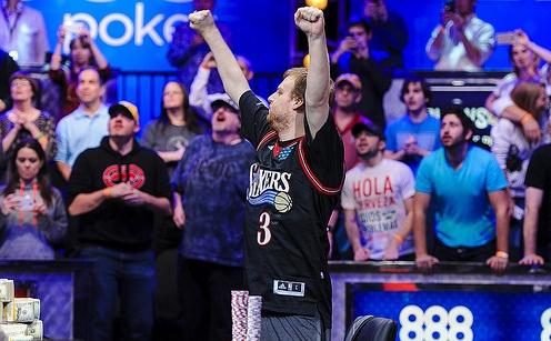 Мнение покеристов про победу Джо Маккина