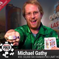 WSOP 2016: Майкл Гети выиграл полмиллиона долларов