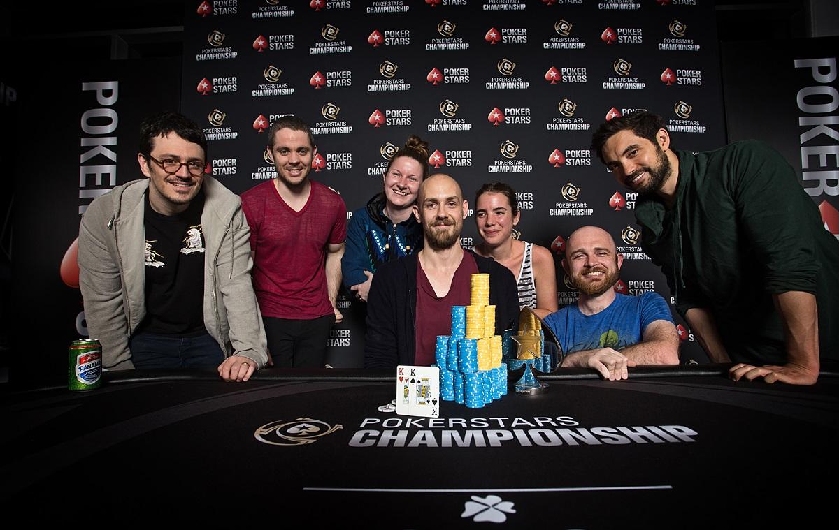 Стивен Чидвик выиграл турнир хайроллеров на PokerStars Championship Panama