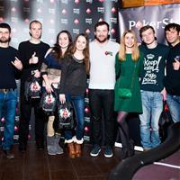 Евгений Качалов встретился с фанатами