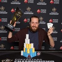 Чемпионом турнира хайроллеров PS Championship Panama стал Стив О'Двайер