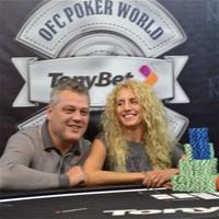 Александра Усольцева: «Сергей все равно остаётся лучшим в мире игроком в китайский покер»