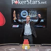 Владимир Гешкенбейн выиграл 727 000$ в Главном событии ACOP