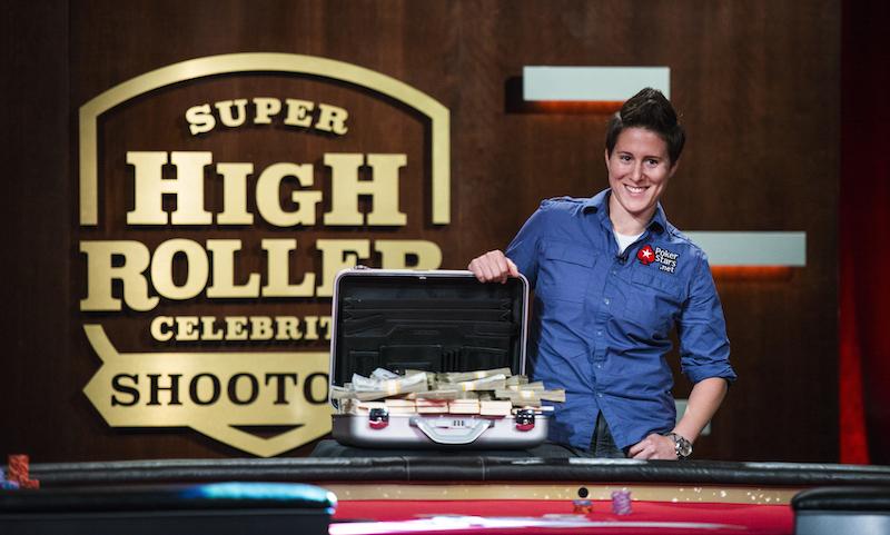 Ванесса Селбст, WSOP 2016, браслетные пари