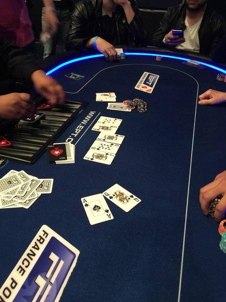 Интересная раздача покер, Евгений Качалов