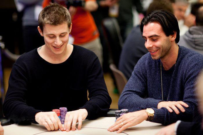 GPL: Оливье Бускет и Антон Вигг показали лучшую игру среди американских команд