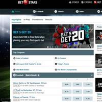 PokerStars официально запустили BetStars