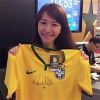Селина Лин выиграла турнир Роналдо