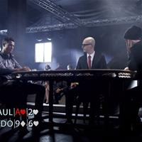 Криштиану Роналду vs Аарон Пол