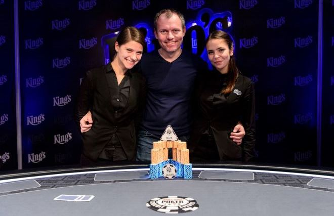 Василий Фирсов победил в турнире хайроллеров