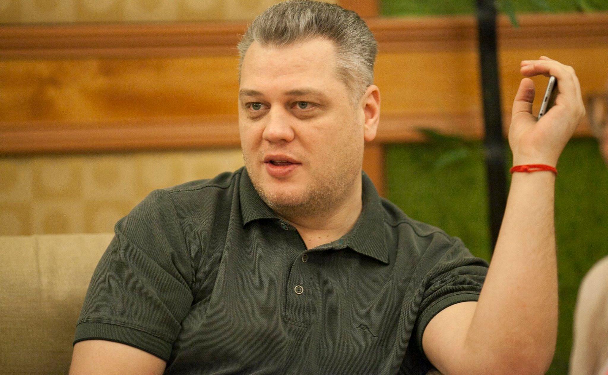 "Сергей ""Gipsy"" Рыбаченко"