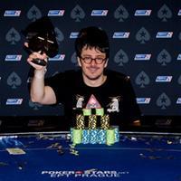 Айзек Хэкстон выиграл 25 500€ Single-Day High Roller