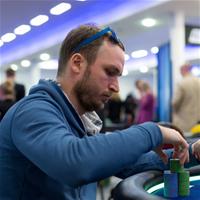 Сергей Лебедев стал третьим на турнире хайроллеров
