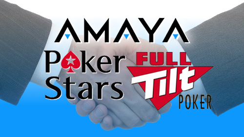 PokerStars, Full Tilt, Amaya