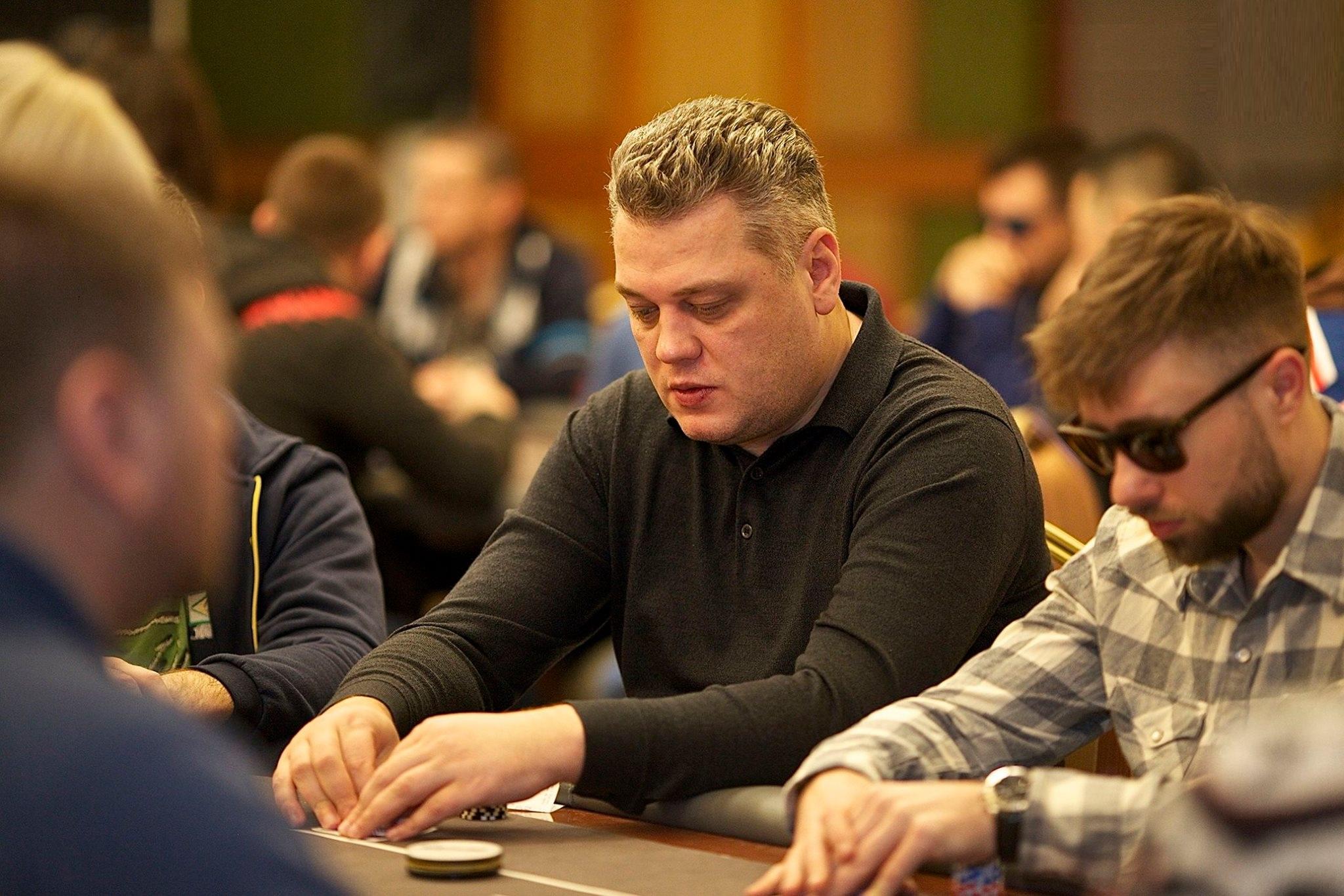 Сергей Рыбаченко: «Времена, когда я легко мог выигрывать деньги игрой, давно позади»