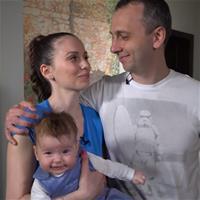 Семья Михаила Сёмина