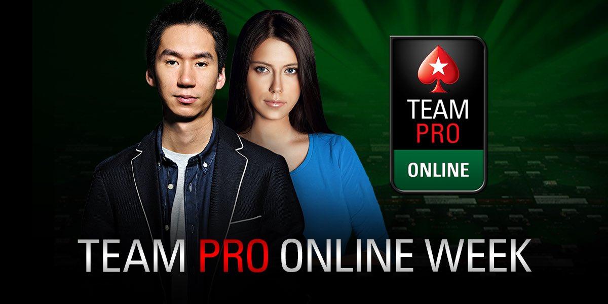 """PokerStars Team Pro Online Лия """"Liay5"""" Новикова, Рэнди """"nanonoko"""" Лью"""