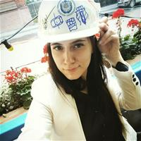 Лия Новикова: «Теперь я официально инженер»