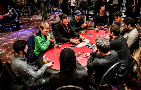 Главное событие WSOPE: определён финальный стол