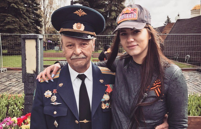 Лия Новикова поздравила ветеранов с 9 мая