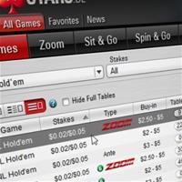 PokerStars убирает низкие лимиты