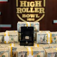Бизнесмены показали высокий класс в турнире 300 000$ Super High Roller Bowl