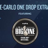 Расписание предстоящего Big One for One Drop