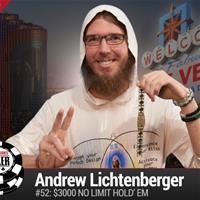 Эндрю Лихтенбергер выиграл первый золотой браслет WSOP